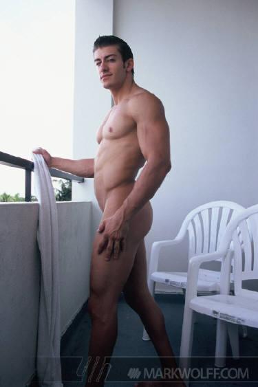 Nude muscle men Gay Muscle